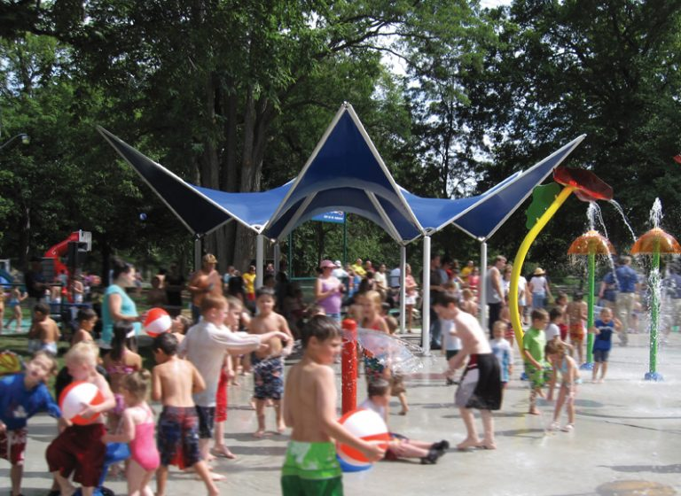Mount Pleasant Splash Park